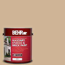 Painting Masonry Exterior - behr 1 gal ms 31 white flat masonry stucco and brick interior