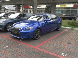 blue lexus 2015 2014 is 350 f sport vs 2013 gs 350 f sport both white red page