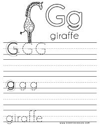 letter practice g worksheets u2013 dorky doodles