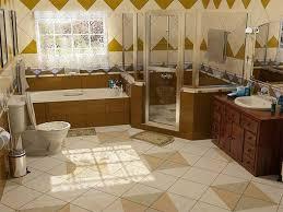 Foundation Dezin  Decor Elegant Bathroom Design Jointless - Elegant bathroom design