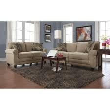 serta rta copenhagen vanity espresso polyester sofa cr43536pb