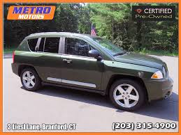 jeep compass 2008 for sale jeep compass 2008 in branford guilford ct metro motors