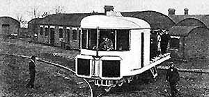 Backyard Monorail Gyro Dynamics Monorail