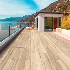 Laminate Flooring Outdoors Photo Features Saddle Brook Xt In Oak Trail Xt 6 X 36 Spring