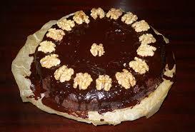 homemade chocolate cake u2014 isabella rozendaal
