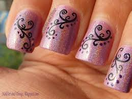 fashion gallery with perfect photo with nail art with nailart and