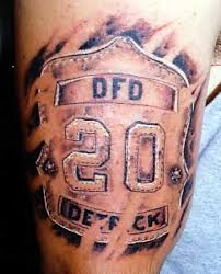 fireman tattoo new tattoo designs today fireman tattoo