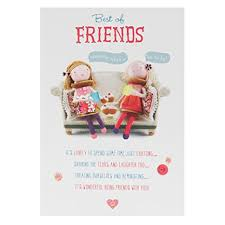 birthday card for best friends hallmark birthday card for friend with lots of medium