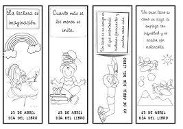 imagenes para colorear y escribir oraciones día del libro material didáctico reading resources for world