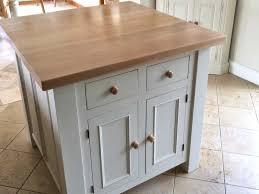 oak kitchen island units solid wood kitchen islands