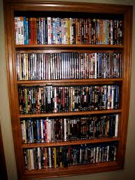 Blu Ray Shelves by Armcomm U0027s Home Theater Gallery