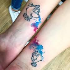 25 trending matching disney tattoos ideas on pinterest disney