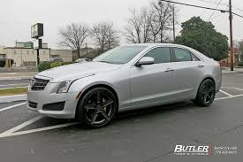 wheels for cadillac ats cadillac ats with 19in tsw ascent wheels exclusively from butler
