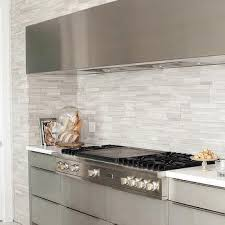 Gray And White Backsplash by White And Gray Kitchen Design Design Ideas