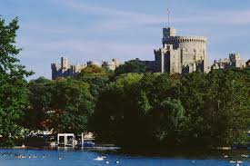 to windsor castle and afternoon tea for two