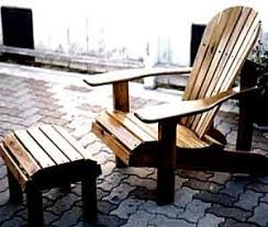 Wooden Deck Chair Plans Free by 56 Best Adirondack Chair Images On Pinterest Adirondack Chair