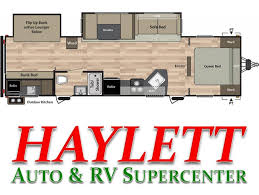 Keystone Trailers Floor Plans by 2017 Keystone Summerland 3030bh Travel Trailer Coldwater Mi