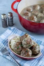 pressure cooker instant pot turkey meatballs