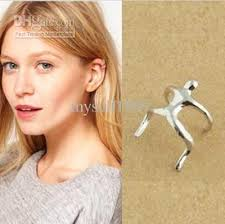 cuff ear online cheap fashion 925 silver climbing ear cuff wraps