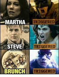 Martha Meme - 4 martha triggered steve theblerdvision triggered meme on me me
