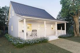 Cottage Style House Plan  Beds  Baths  SqFt Plan - Cottage style home designs