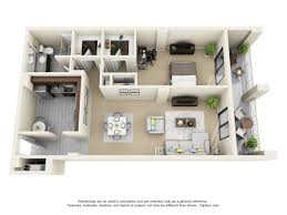 beauteous 70 2 bedroom 1 bath apartment floor plans design