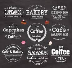 design a vintage logo free vintage bakery cafe logo design set vector free download