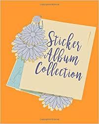 8 x 10 photo album books sticker album collection blank sticker book 8 x 10 64 pages