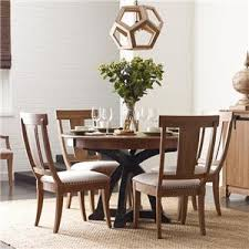 Kincaid Dining Room Seven Piece Dining Set With Rectangular Table And Black Painted
