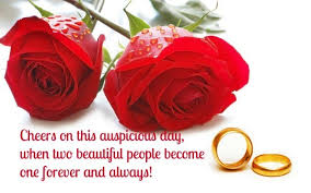 Short Wedding Wishes Anniversary Wedding Day Wishes For Married Couples