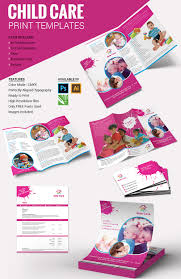 10 beautiful child care brochure templates free u0026 premium templates