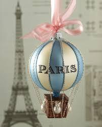 cortina air balloon ornament