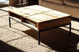 Wood Coffee Table Bartlett Reclaimed Coffee Table Dans Design Magz Reclaimed