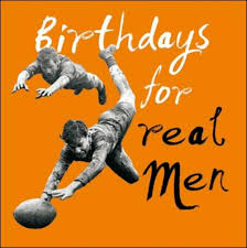 birthdays for real men retro humour birthday card cards love kates