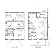house plan four square iii prairie floor plan tightlines designs