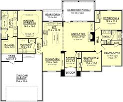 2000 sq ft house floor plans 100 2000 sq ft house plans one story 25 best bungalow house