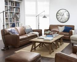 Leather Trend Sofa Cognac Leather Sofas Are Now On Trend For 2018 Homes Leather Sofas