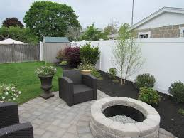 mento adds new backyard features in boston mento landscape