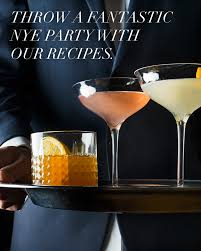 our recipe for the perfect new year u0027s cocktail party recipes