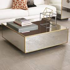 marble gold coffee table mirrored and gold coffee table elegant tables decor 13 no29sudbury com