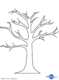 pinterest simple christmas tree drawing outline for kids coloring