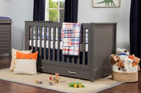 Converting A Crib To A Toddler Bed by Asher 3 In 1 Convertible Crib With Toddler Bed Conversion Kit