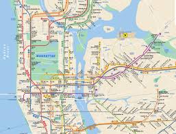 map of ny subway tips for the new york city subway system just a pack