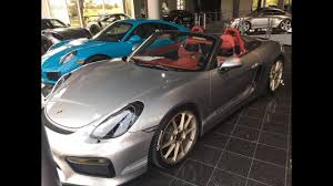 Porsche Boxster New Model - new 2018 porsche boxster spyder 350 new generations will be made