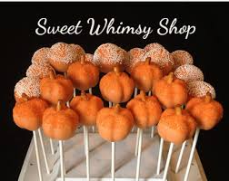 12 roast turkey cake pops for thanksgiving fall autumn