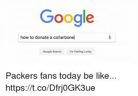 Memes Google - google how to donate a collarbonel google search i m feeling lucky