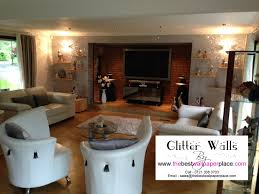 glitter wallpaper manufacturers silver glitterwallpaper sold by the metre 147cm wide perfect for