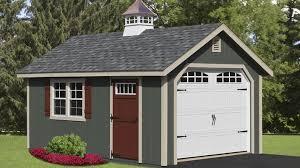 Shed Overhead Door Storage Sheds Barns New York A Frame Quaker Barn Pleasant View