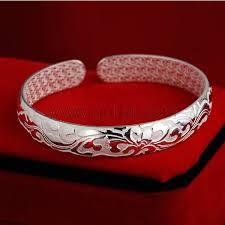 personalized bangle bracelets sterling silver bangle bracelet for women gift for