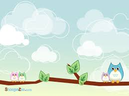 Wallpaper For Kids by Owl Wallpaper For Kids Desktop Wallpapersafari